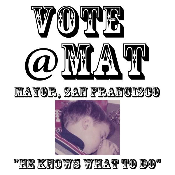 Vote Mat