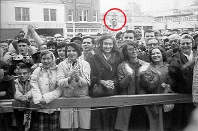Bill Paxton on JFK ass...